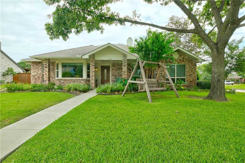 $363,900 - 3Br/2Ba -  for Sale in Shadow Ridge Estates, Coppell