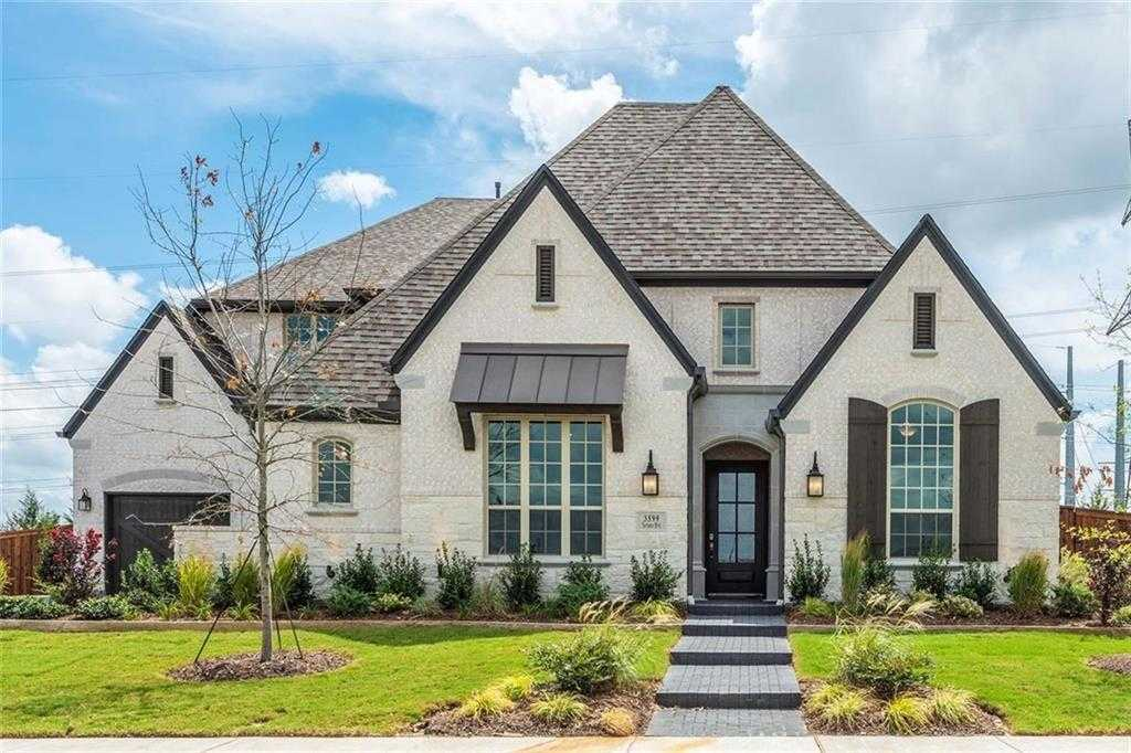 $978,320 - 5Br/7Ba -  for Sale in Edgestone At Legacy 90s, Frisco