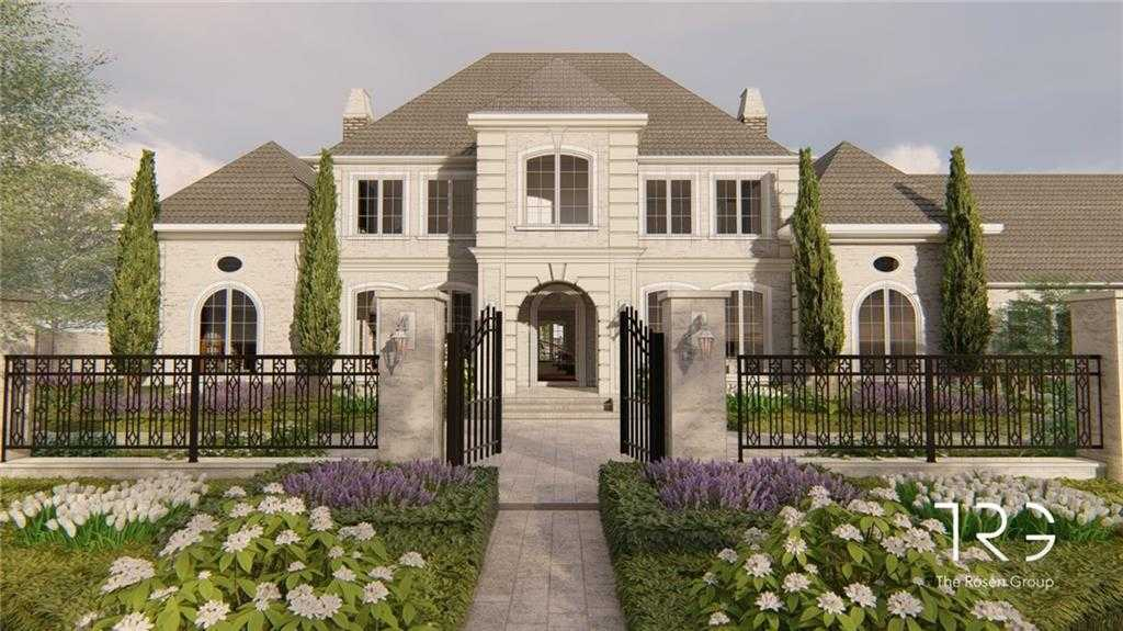 $6,995,000 - 6Br/10Ba -  for Sale in Wilson Estates, Dallas