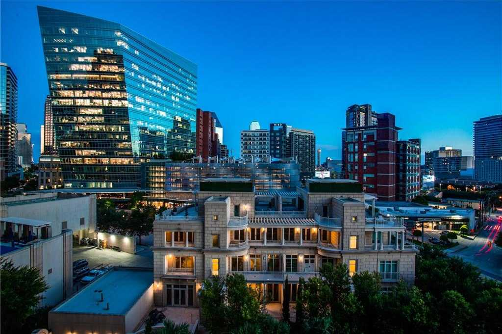 $3,949,000 - 3Br/4Ba -  for Sale in Tower & Regency Row Residence Condo, Dallas