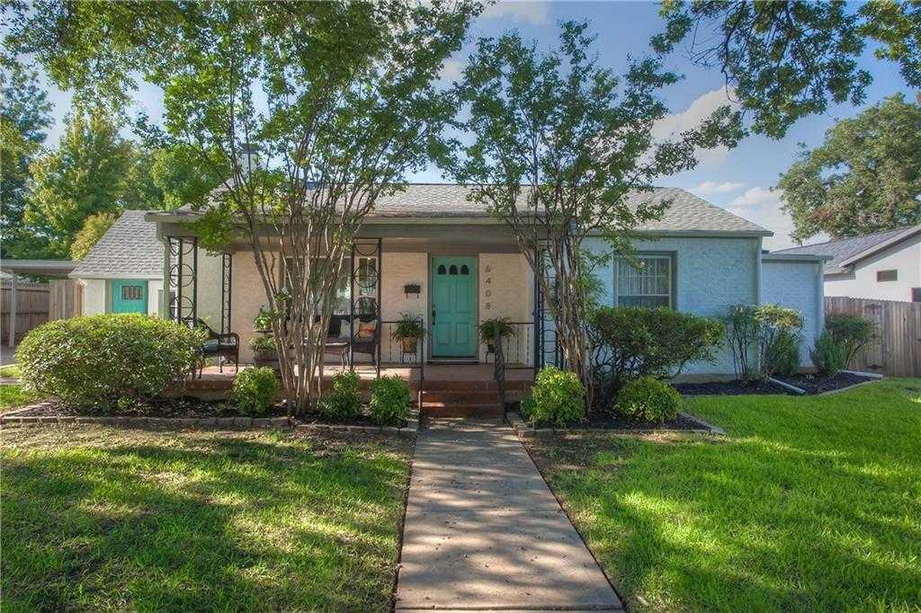 $369,900 - 3Br/2Ba -  for Sale in Ridglea North, Fort Worth