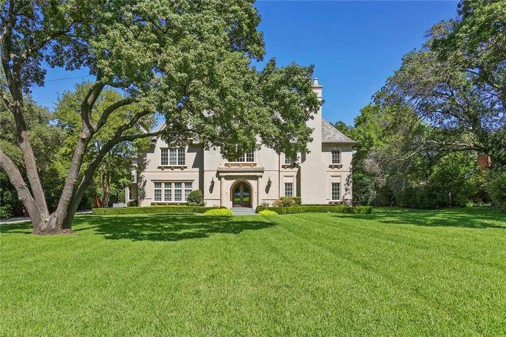 $6,495,000 - 5Br/11Ba -  for Sale in Sunnybrook Estates, Dallas
