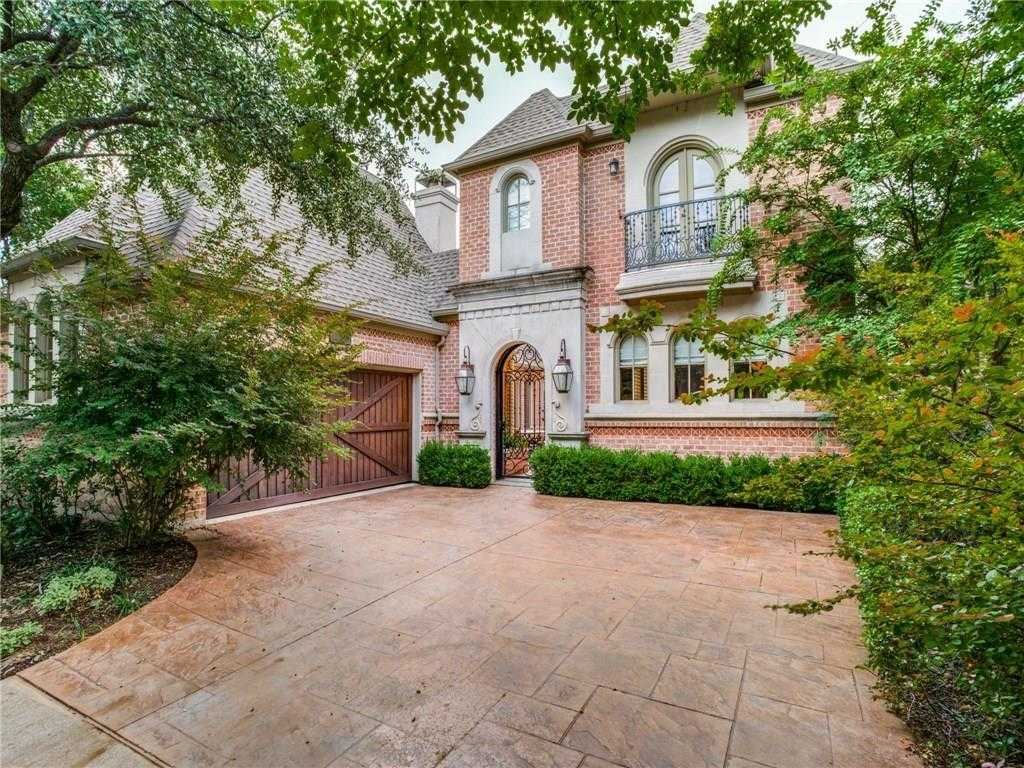 $1,100,000 - 3Br/4Ba -  for Sale in Lake Forest Ph D, Dallas