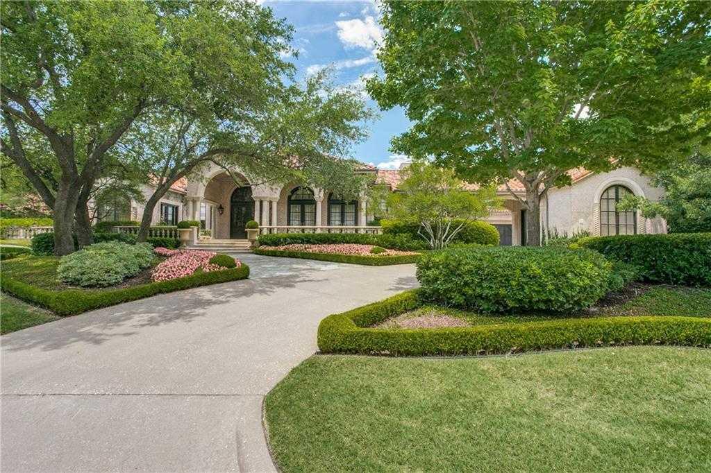 $4,700,000 - 3Br/5Ba -  for Sale in The Estates, Dallas