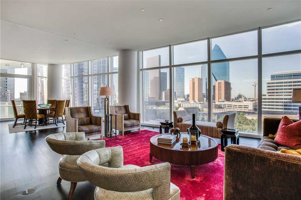 $1,875,000 - 2Br/2Ba -  for Sale in Museum Tower Condo, Dallas