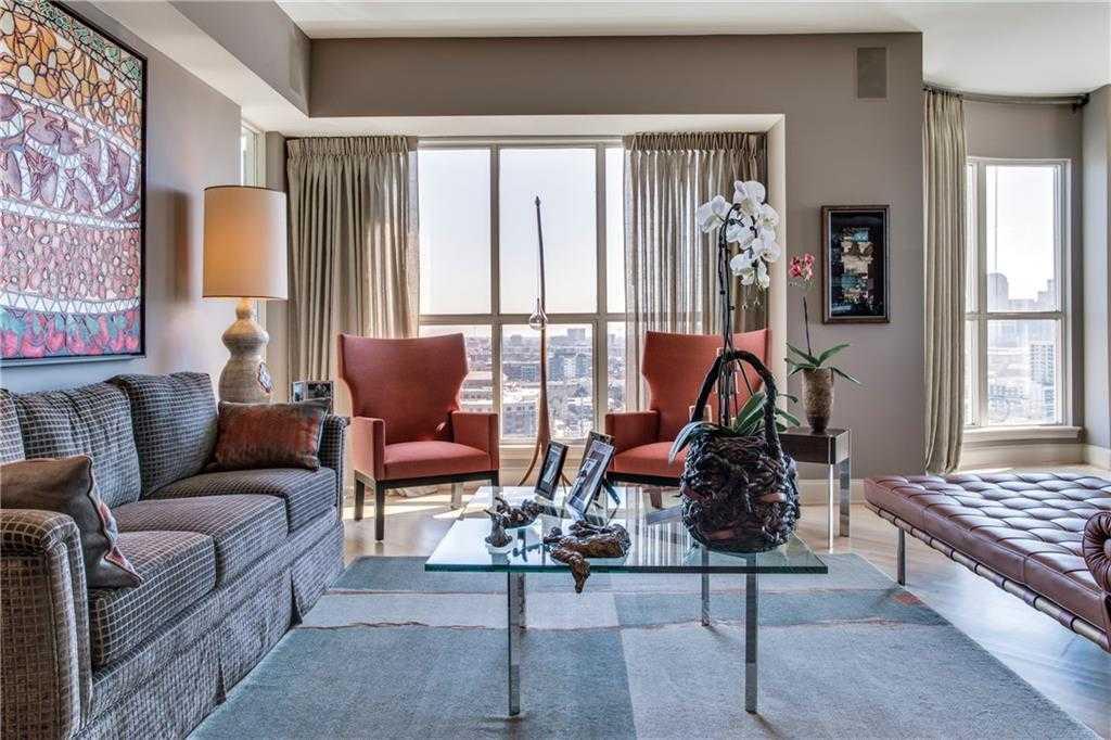 $1,250,000 - 2Br/3Ba -  for Sale in Mayfair Turtle Creek Condos, Dallas