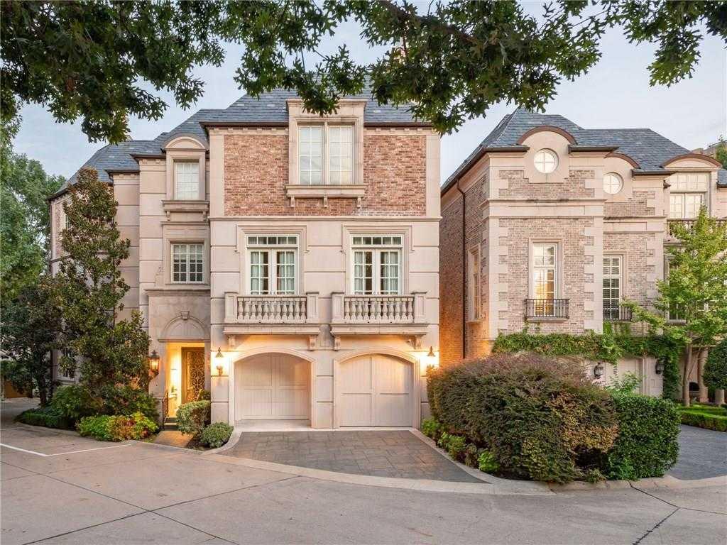 $3,750,000 - 4Br/6Ba -  for Sale in Place Des Vosges, Dallas
