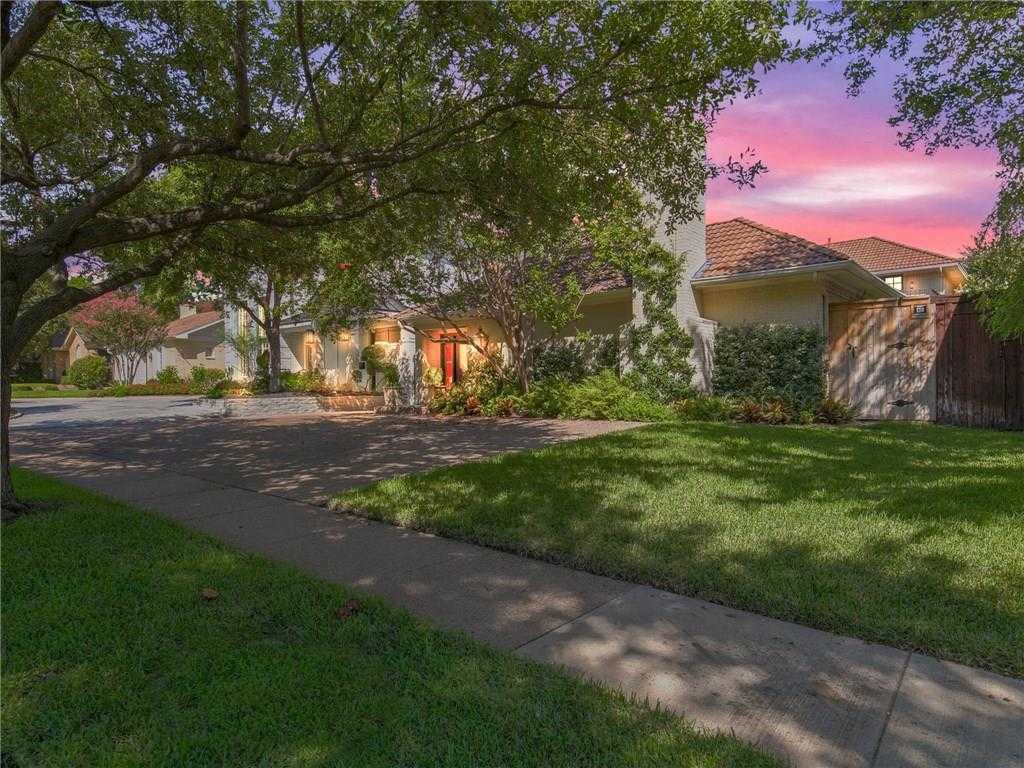 $799,000 - 3Br/3Ba -  for Sale in Hillcrest Add, Fort Worth