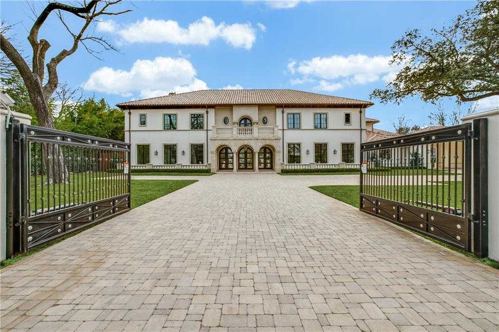 $7,985,000 - 5Br/10Ba -  for Sale in Inwood Add, Dallas