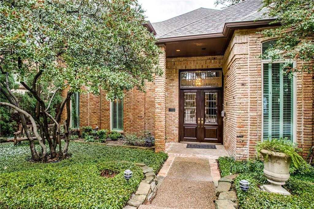 $999,000 - 4Br/4Ba -  for Sale in Glen Lakes 02 Rev, Dallas