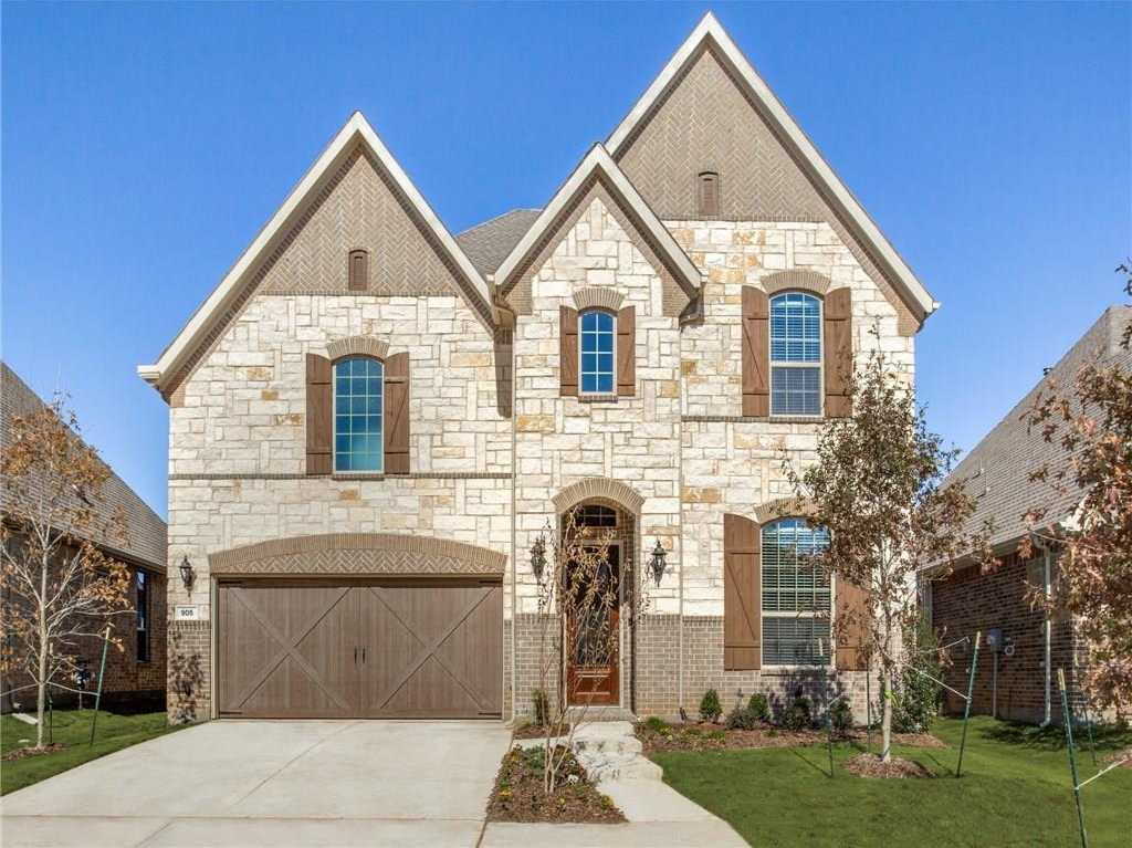 $550,000 - 5Br/5Ba -  for Sale in Estates At Bear Creek, Euless