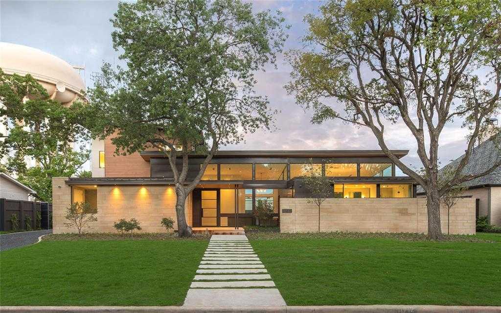 $2,199,000 - 6Br/6Ba -  for Sale in Inwood Road Estates, Dallas