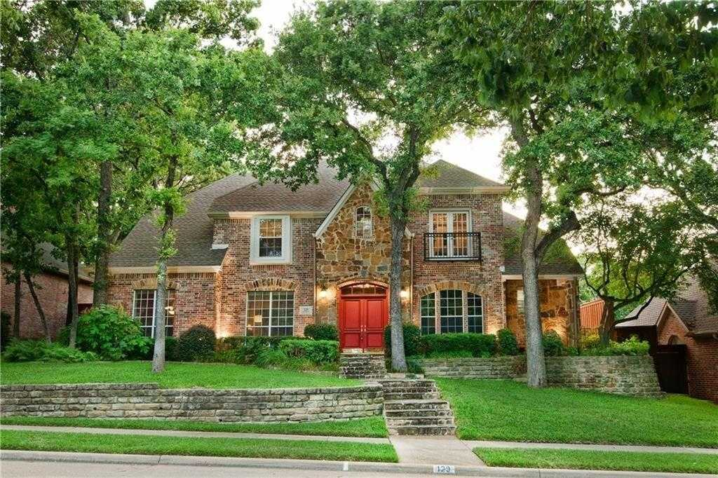 $625,000 - 5Br/4Ba -  for Sale in Chaucer Estates, Coppell