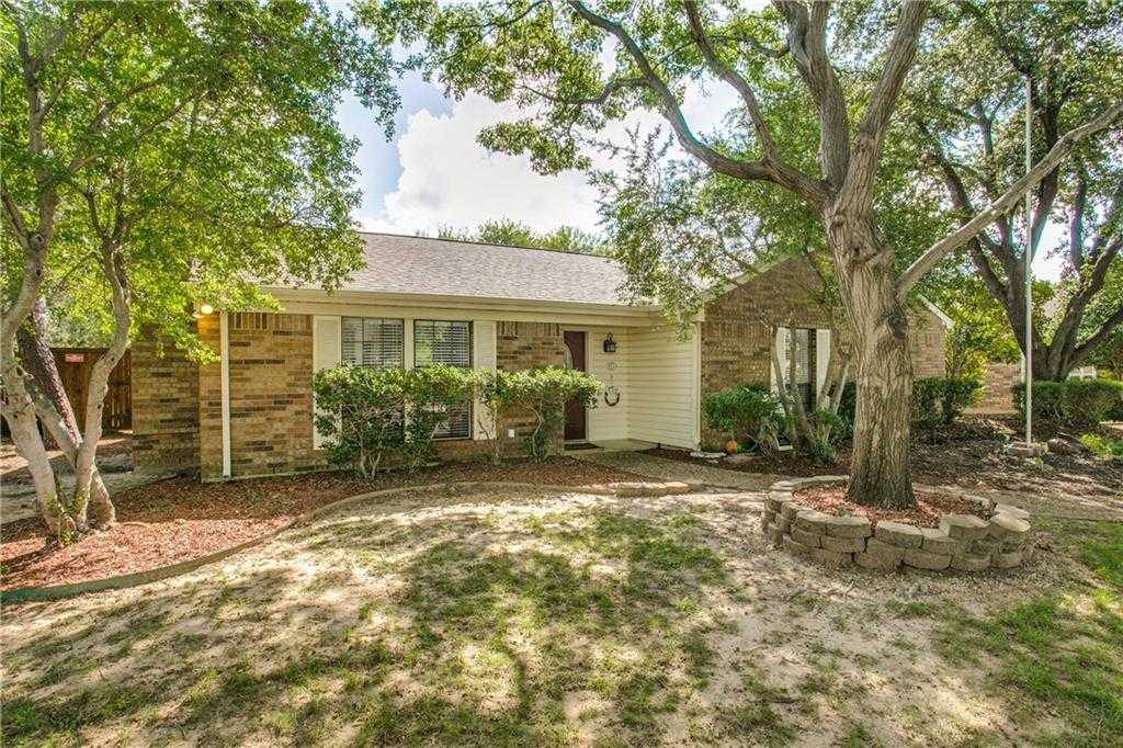 $315,000 - 3Br/2Ba -  for Sale in Woodridge Sec 03, Coppell