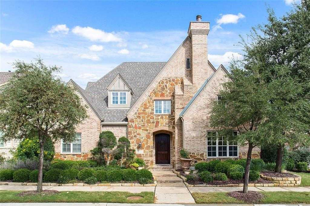 $799,900 - 4Br/6Ba -  for Sale in Austin Waters Ph 1, Carrollton