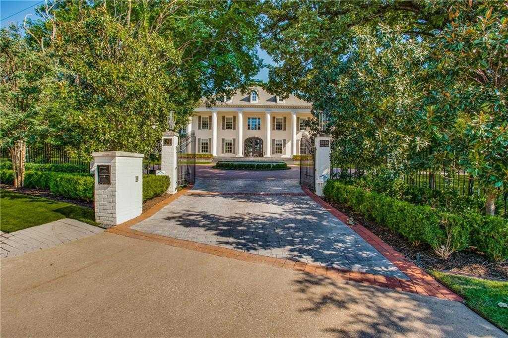 $5,750,000 - 5Br/8Ba -  for Sale in Sunnybrook Estates Add, Dallas