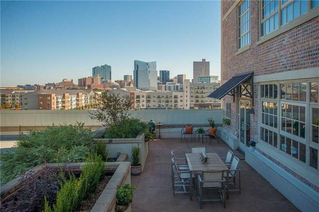 $1,351,500 - 3Br/4Ba -  for Sale in One Montgomery Plaza Residence Condo, Fort Worth