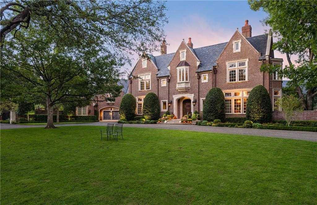 $8,900,000 - 5Br/8Ba -  for Sale in Sunnybrook Estates, Dallas