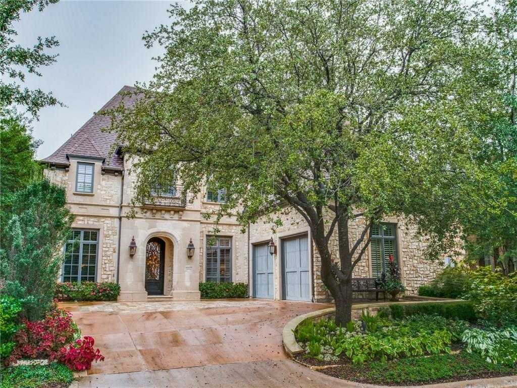 $1,298,000 - 3Br/4Ba -  for Sale in Lake Forest Ph G, Dallas