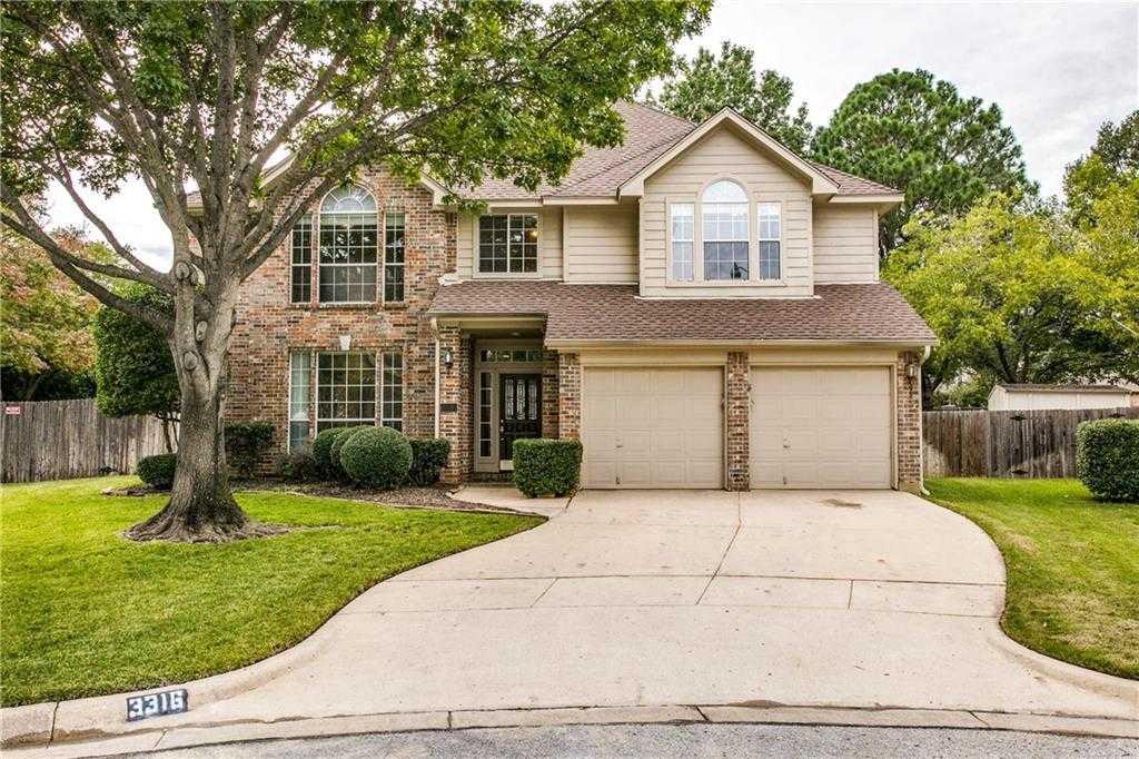 $312,000 - 4Br/3Ba -  for Sale in Hunter Bend Add, Arlington
