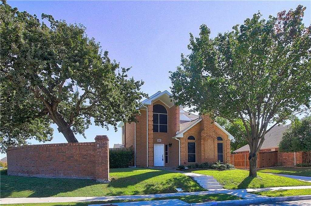 $334,900 - 3Br/3Ba -  for Sale in Highland Oaks, Coppell