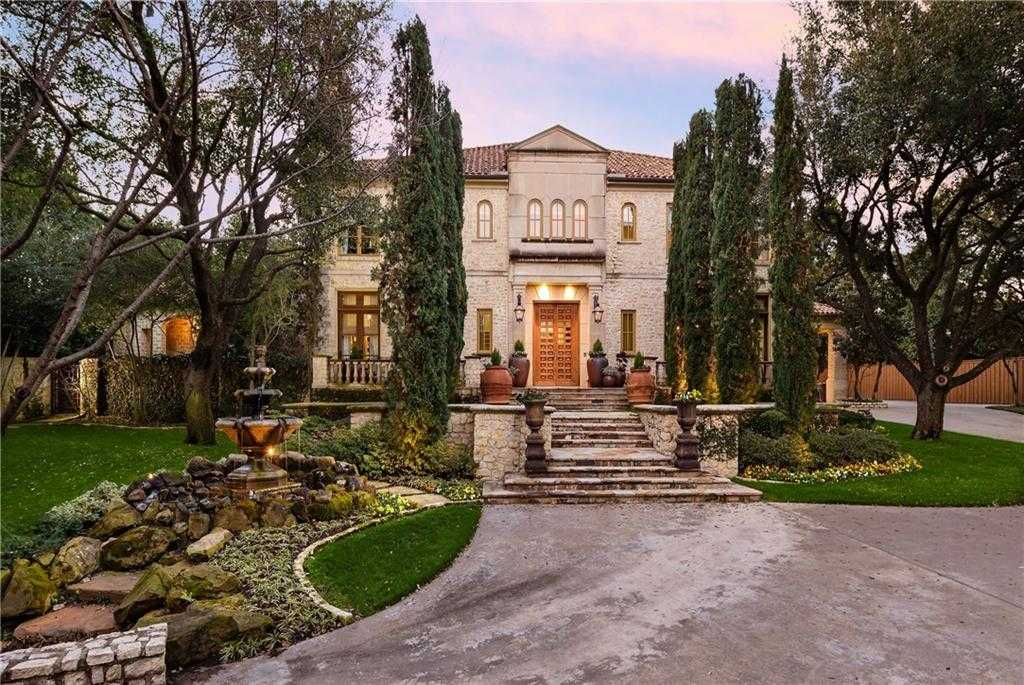 $5,995,000 - 5Br/8Ba -  for Sale in Meadowood Estates Sec 1, Dallas