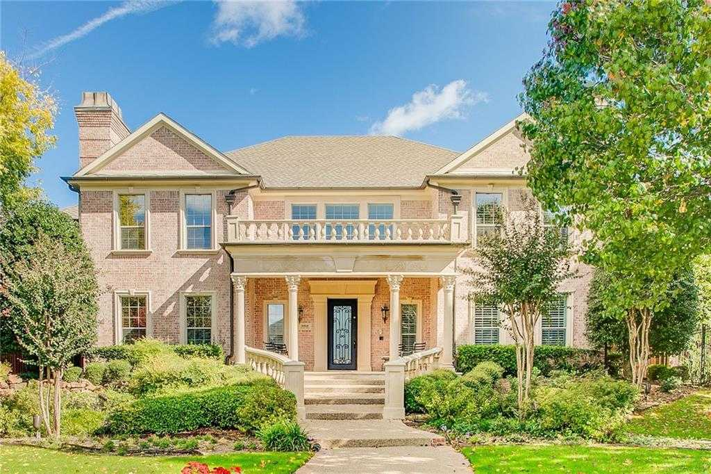 $1,050,000 - 5Br/6Ba -  for Sale in Starwood Ph Two Chamberlyne Place - Village 7, Frisco