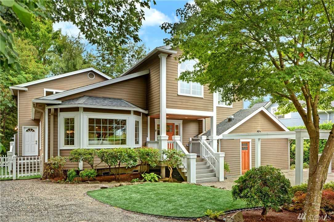 Homes for Sale in Wedgewood - Key To Seattle