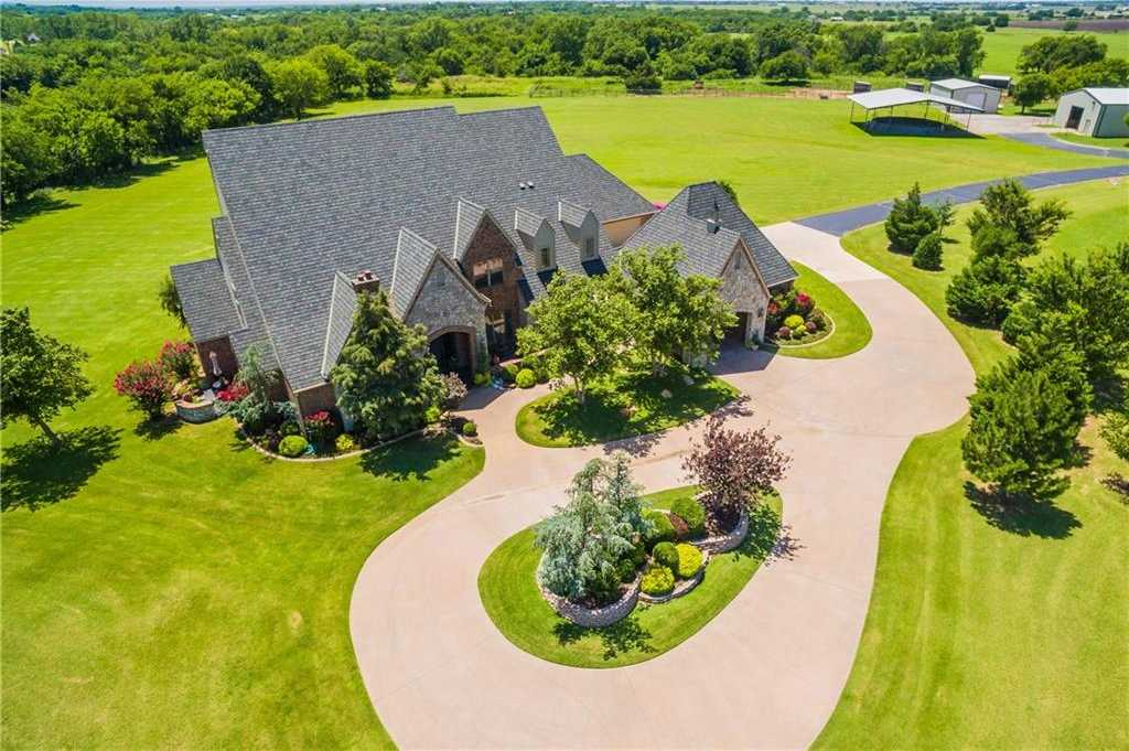 $1,975,000 - 5Br/5Ba -  for Sale in Goldsby