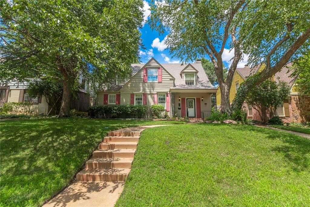 $372,800 - 3Br/2Ba -  for Sale in Crown Heights Add, Oklahoma City