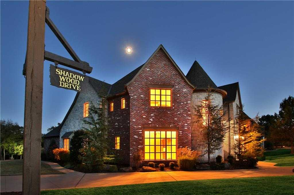 $1,345,000 - 5Br/6Ba -  for Sale in Woody Creek 2nd, Edmond