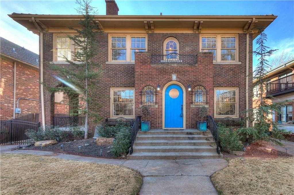$530,000 - 3Br/3Ba -  for Sale in University Add, Oklahoma City