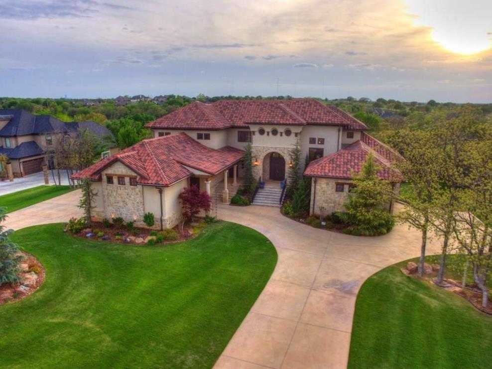 $2,100,000 - 4Br/6Ba -  for Sale in Lakeside Of Oakdale, Edmond