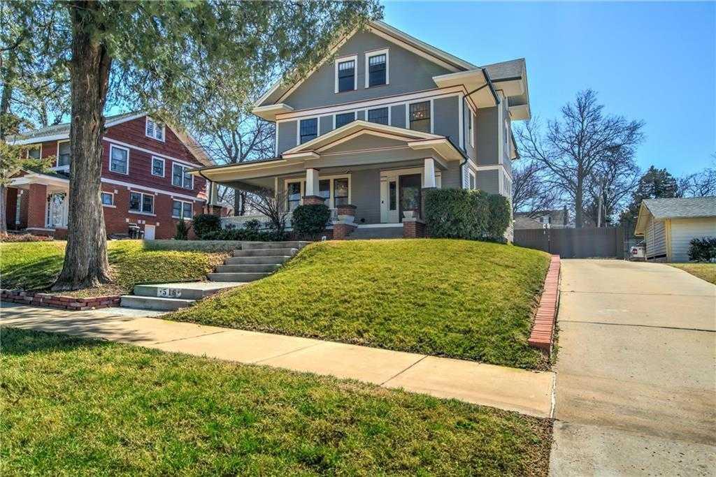 $789,000 - 4Br/5Ba -  for Sale in Classens W Highland Park, Oklahoma City