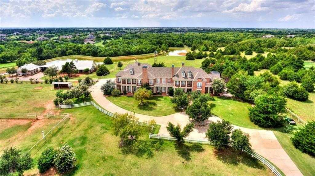 $1,995,000 - 6Br/13Ba -  for Sale in Deer Creek Township, Edmond