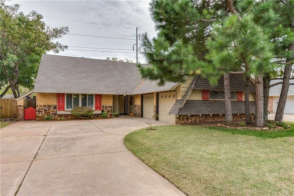 $330,000 - 3Br/2Ba -  for Sale in Joel Coleys Holiday Hills, Oklahoma City