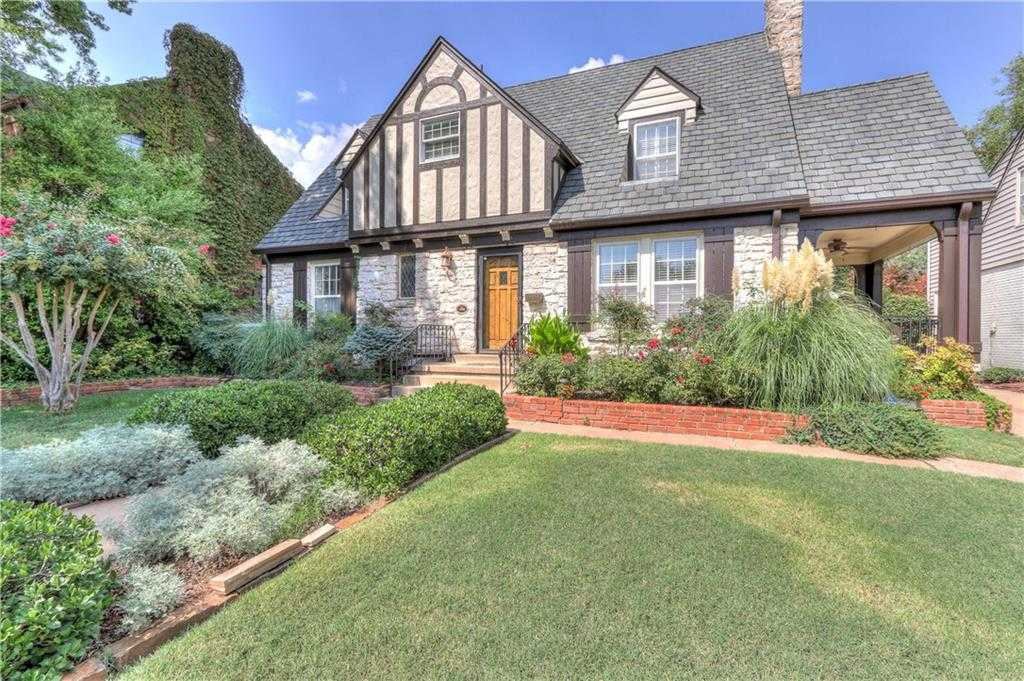 $489,000 - 3Br/3Ba -  for Sale in Crown Heights Add, Oklahoma City
