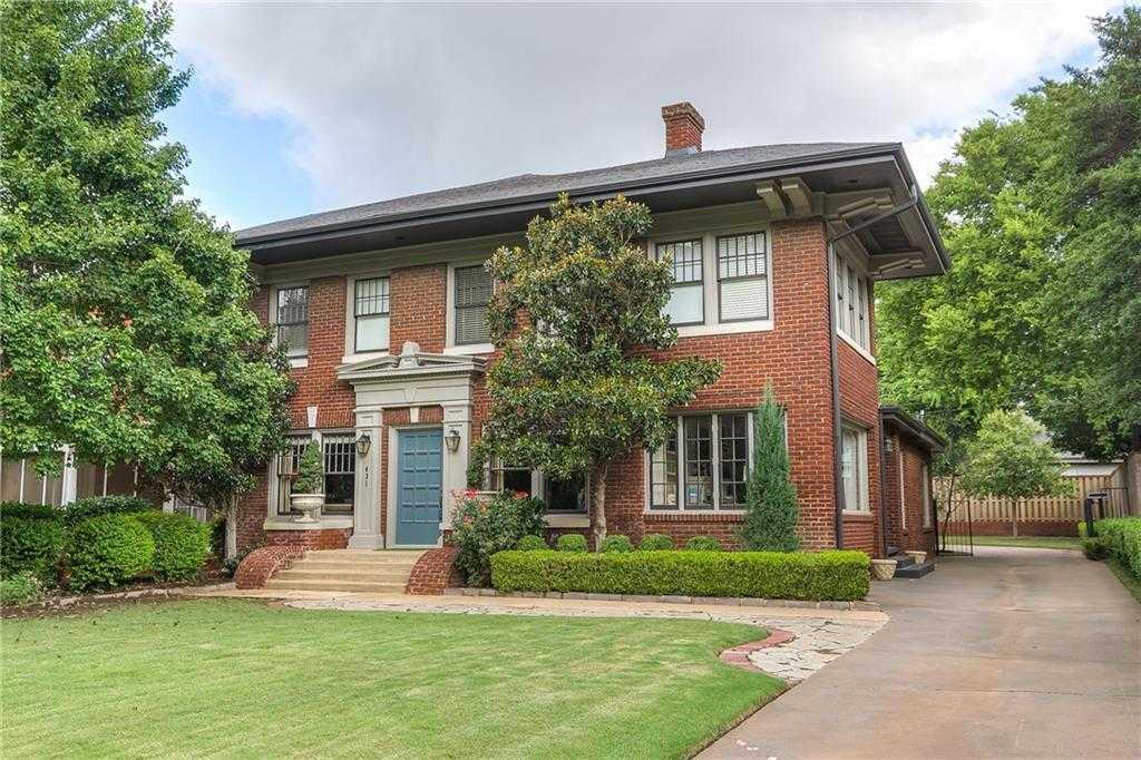 $850,000 - 3Br/3Ba -  for Sale in Winans Highland Terrace, Oklahoma City