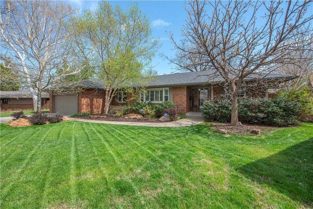 $425,000 - 3Br/2Ba -  for Sale in Wileman 5th Add, Oklahoma City