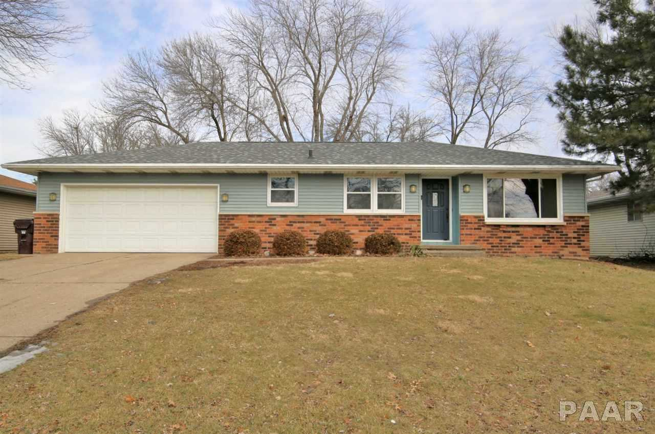 $154,900 - 3Br/3Ba -  for Sale in Lake Park, Peoria