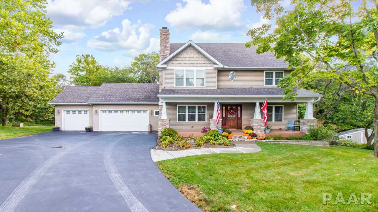$285,000 - 4Br/4Ba -  for Sale in Edgewood Hills, East Peoria