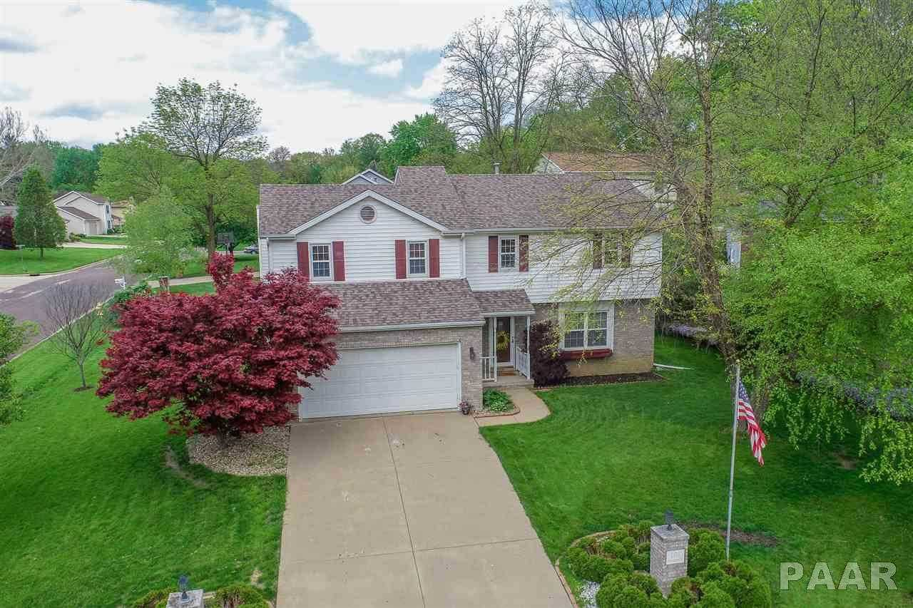 $175,000 - 4Br/3Ba -  for Sale in Woodland Hills, East Peoria