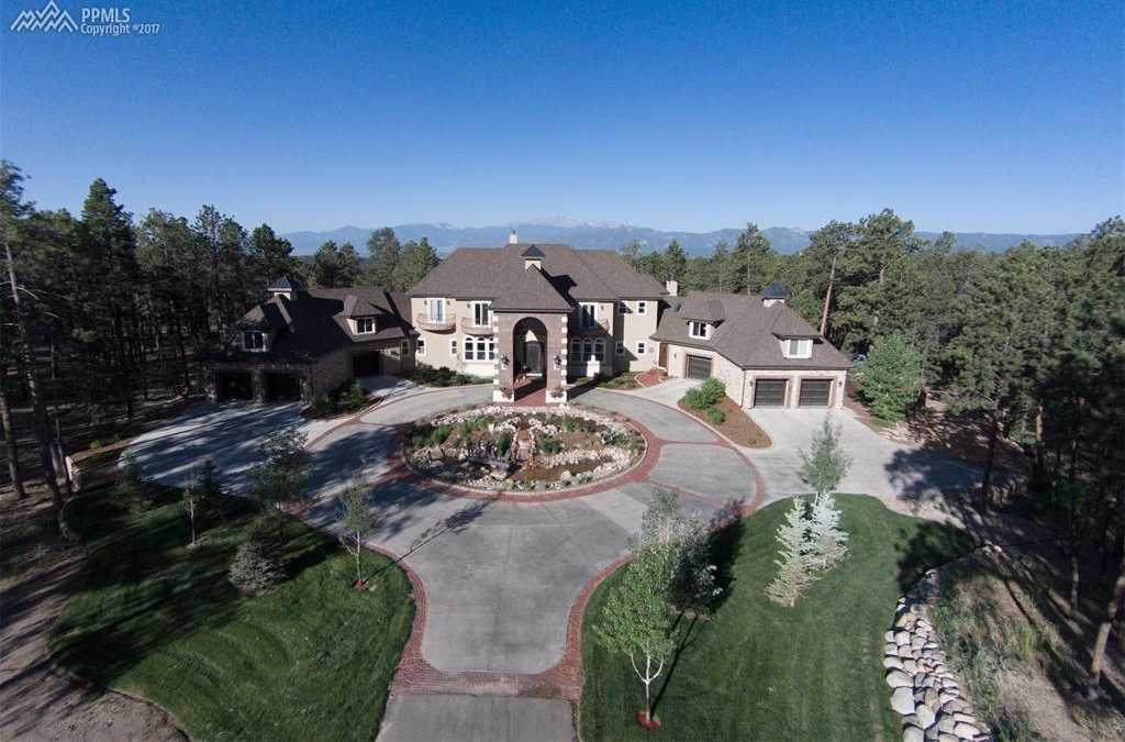 $3,500,000 - 6Br/10Ba -  for Sale in Colorado Springs