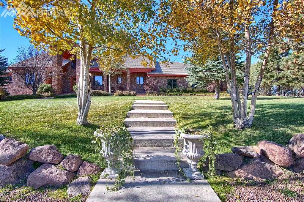 $5,200,000 - 5Br/5Ba -  for Sale in Colorado Springs