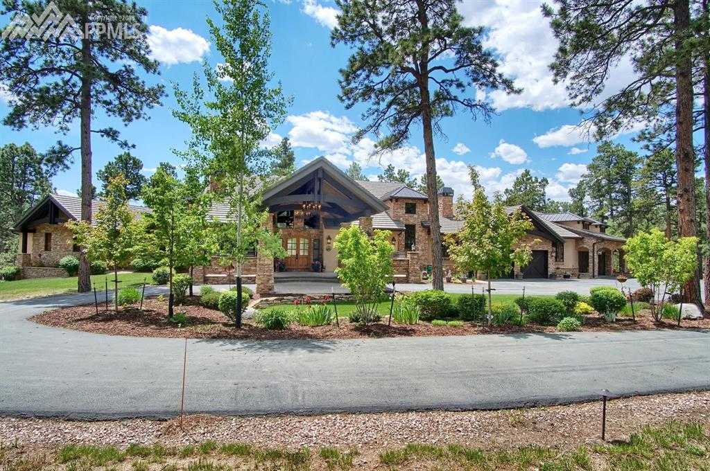 $2,499,000 - 5Br/6Ba -  for Sale in Colorado Springs