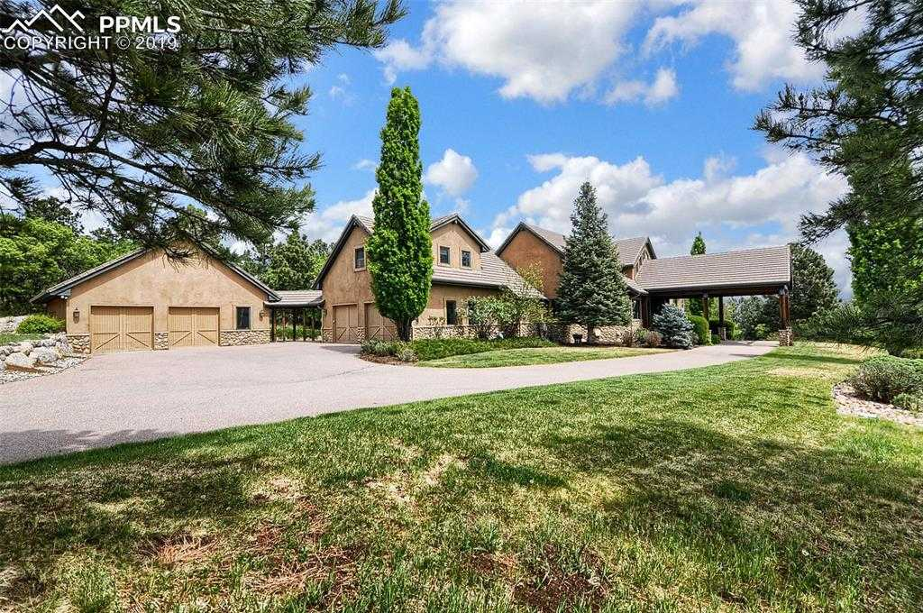 $1,995,000 - 5Br/9Ba -  for Sale in Colorado Springs