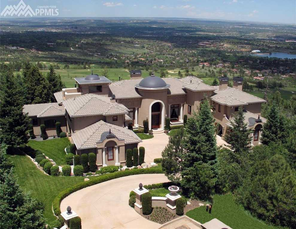 $2,900,000 - 5Br/10Ba -  for Sale in Colorado Springs