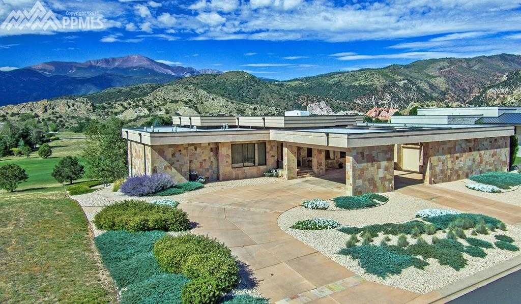 $2,495,000 - 5Br/8Ba -  for Sale in Colorado Springs