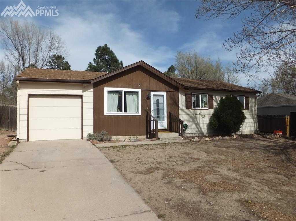 $185,000 - 3Br/2Ba -  for Sale in Colorado Springs