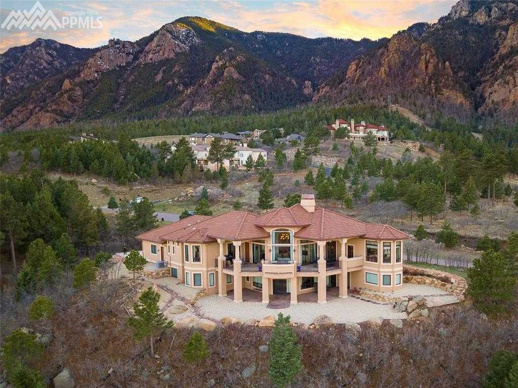 $1,950,000 - 4Br/5Ba -  for Sale in Colorado Springs